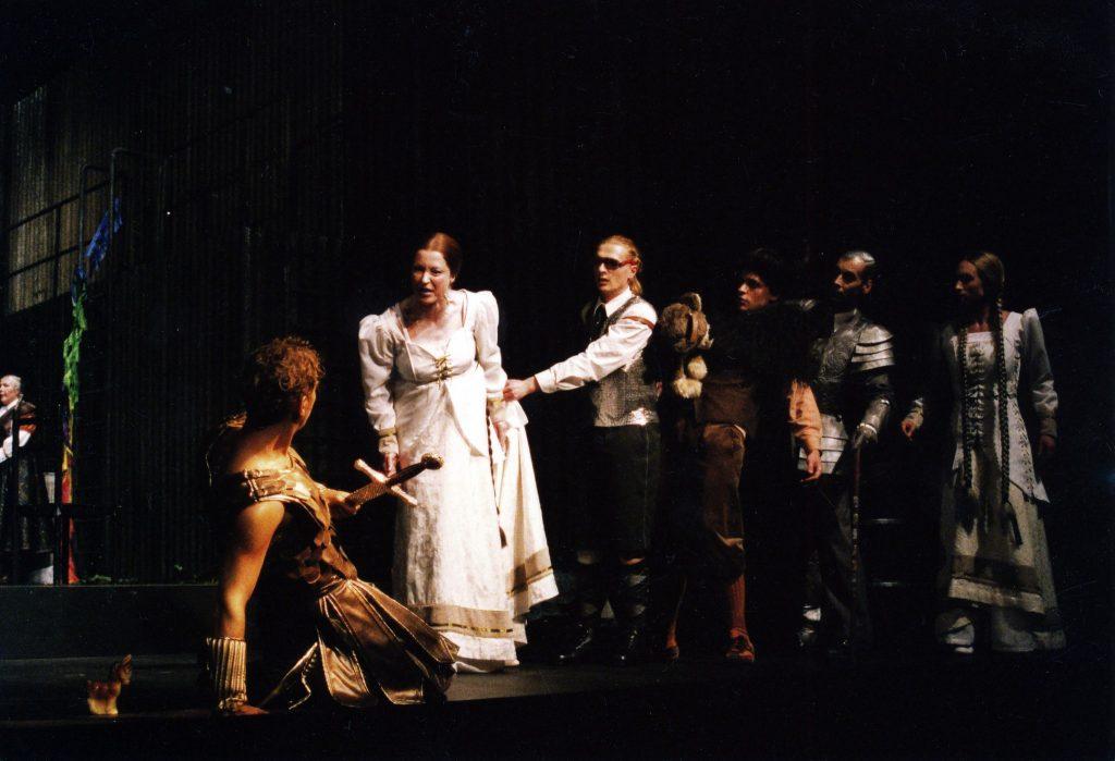 Die Nibelungen (Fotos: Dorit Gätjen)