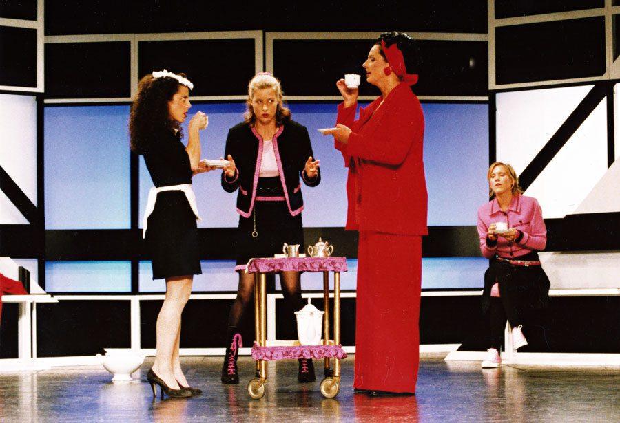 Acht Frauen (Volkstheater Rostock)