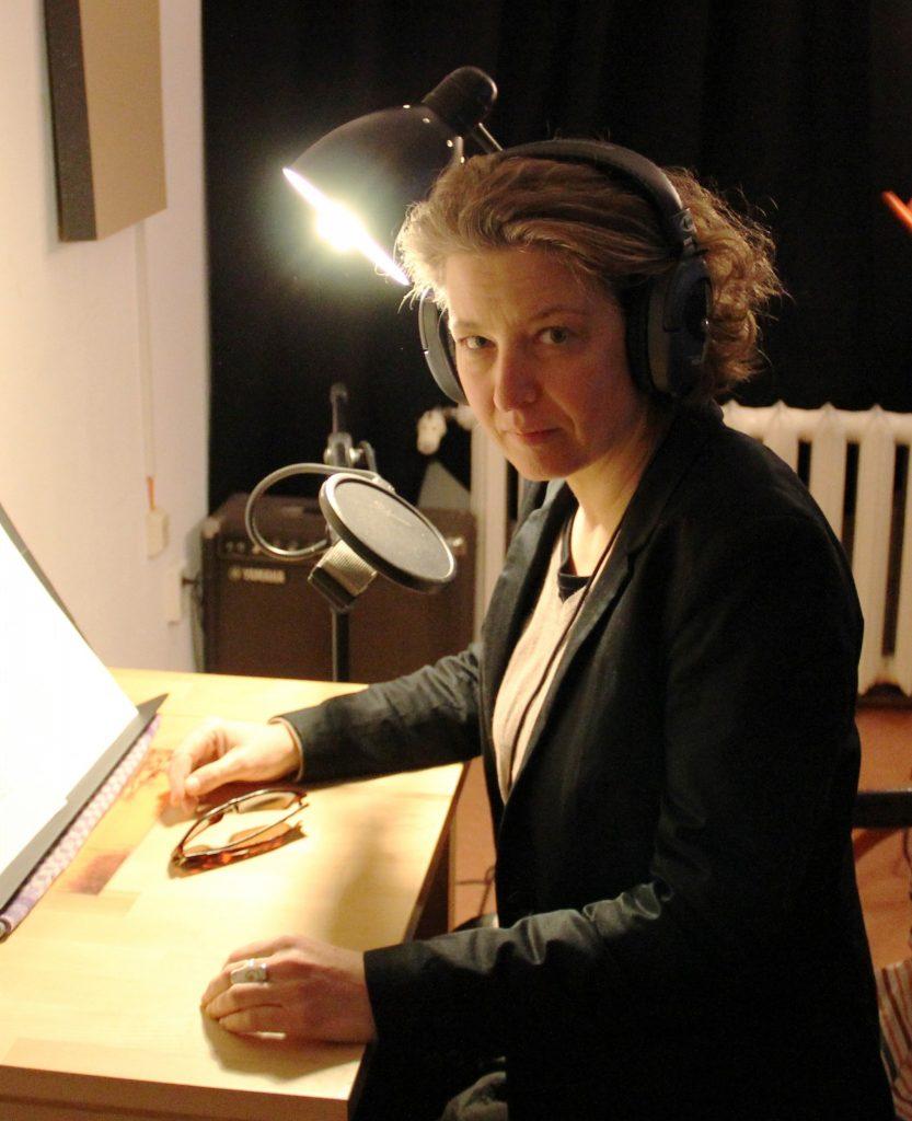 """Sonja Hilberger liest aus Uwe Johnson """"Jahrestage"""""""