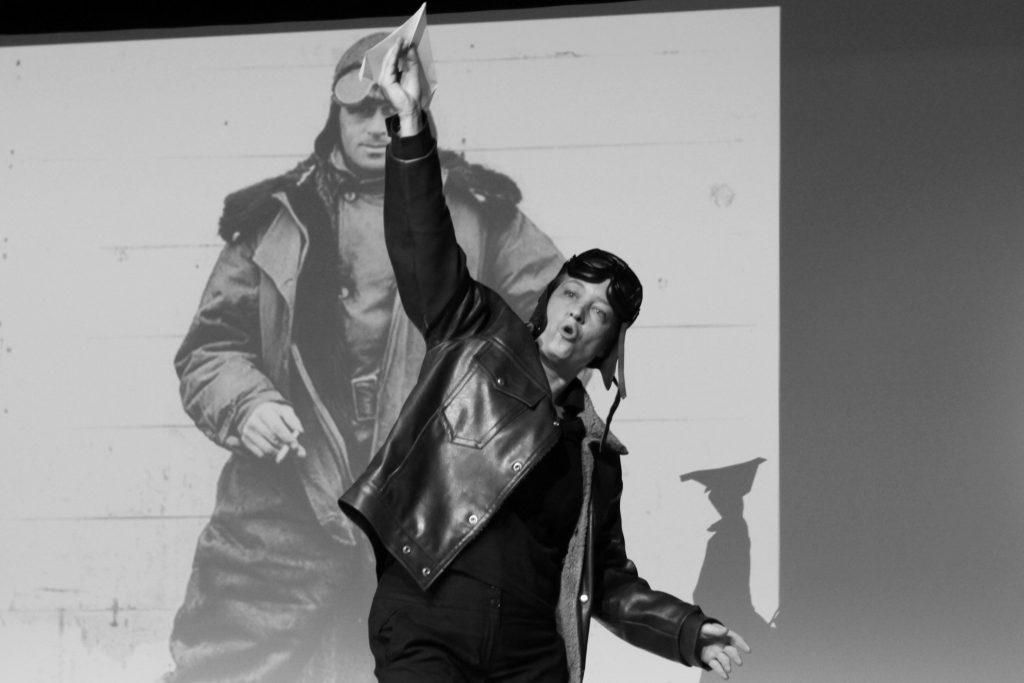 Badener Lehrstück (Brecht Festival Augsburg 2014, Photo © Beate Nelken)