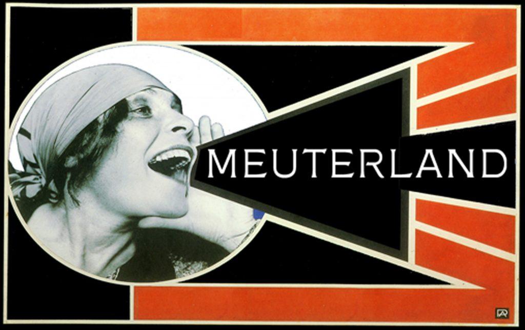 Meuterland No. 6 Sonja Hilberger singt: sinn:wahn Ulli k. Müller liest: wahn:sinn
