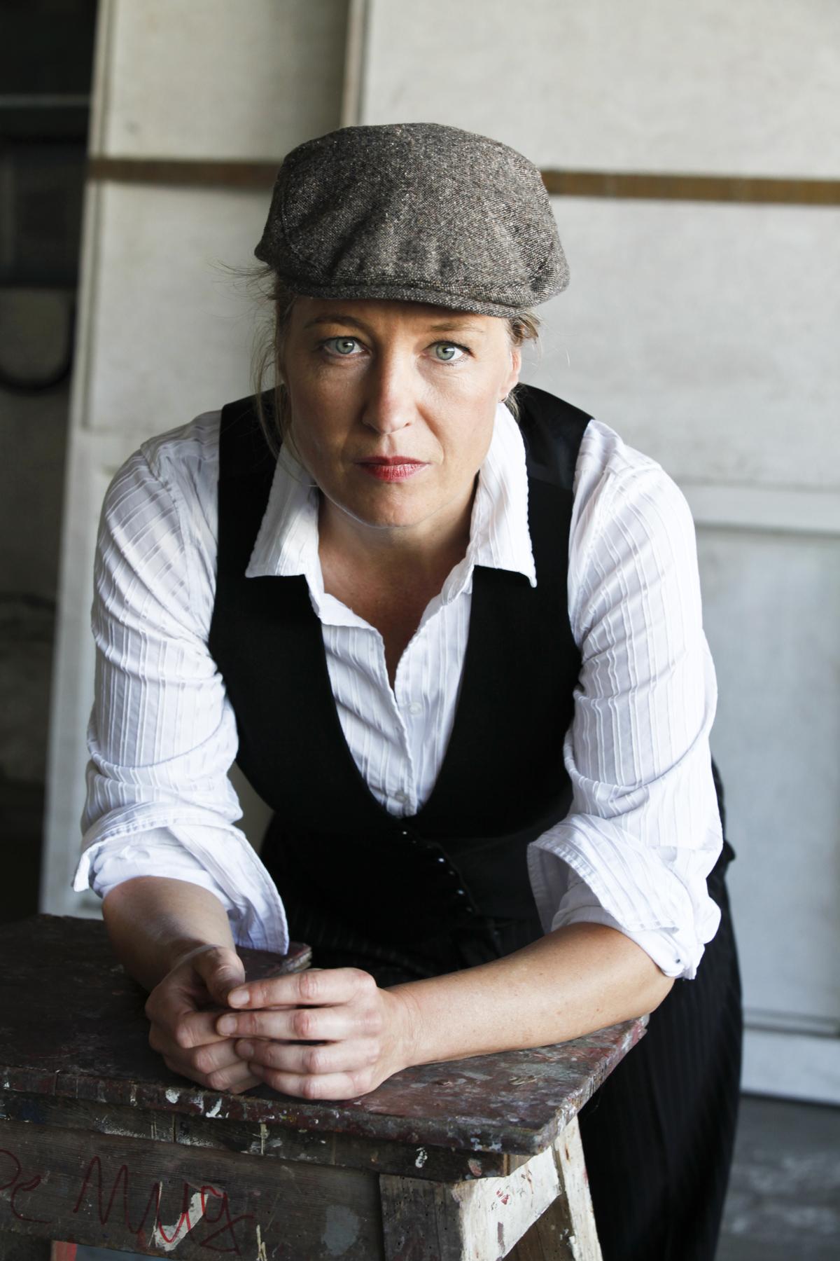 Sonja Hilberger <span>Photo © by Beate Nelken</span>