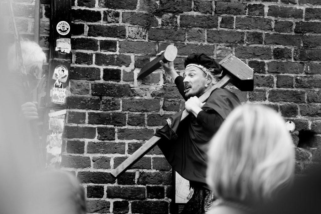 1000 Jahre Rostock in 100 Minuten (Photo © Beate Nelken)