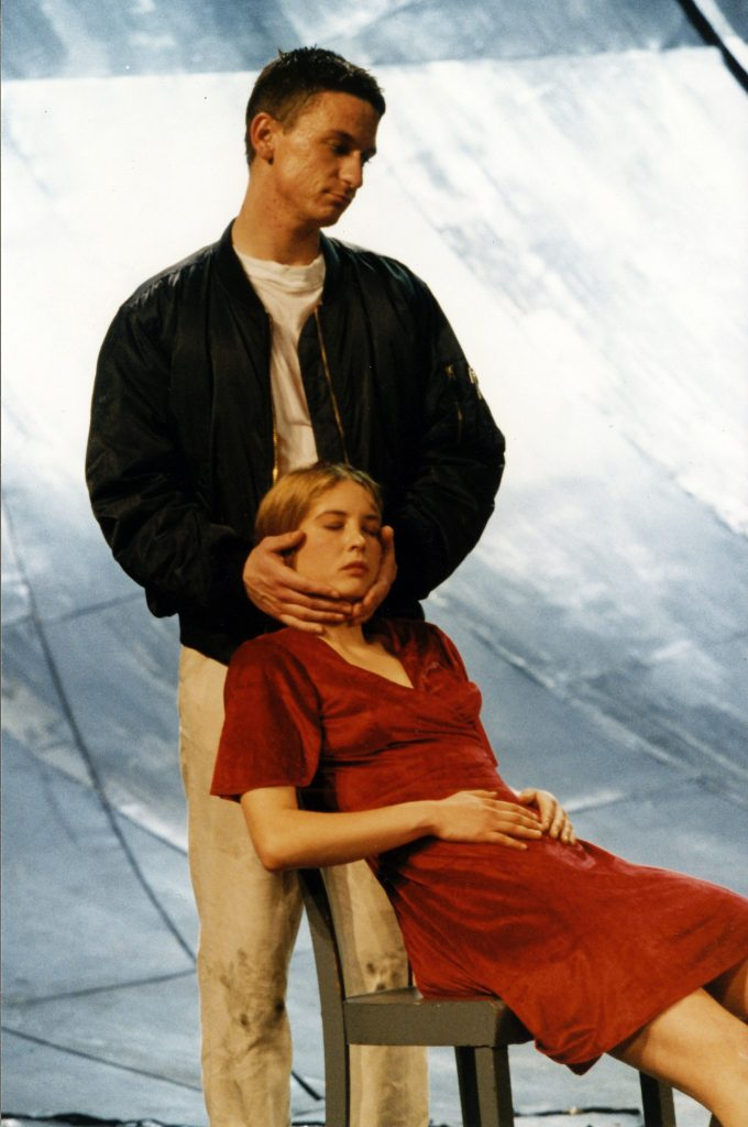 1995 Minderleister, Schauspielhaus Kiel (Fotos: Joachim Thode)
