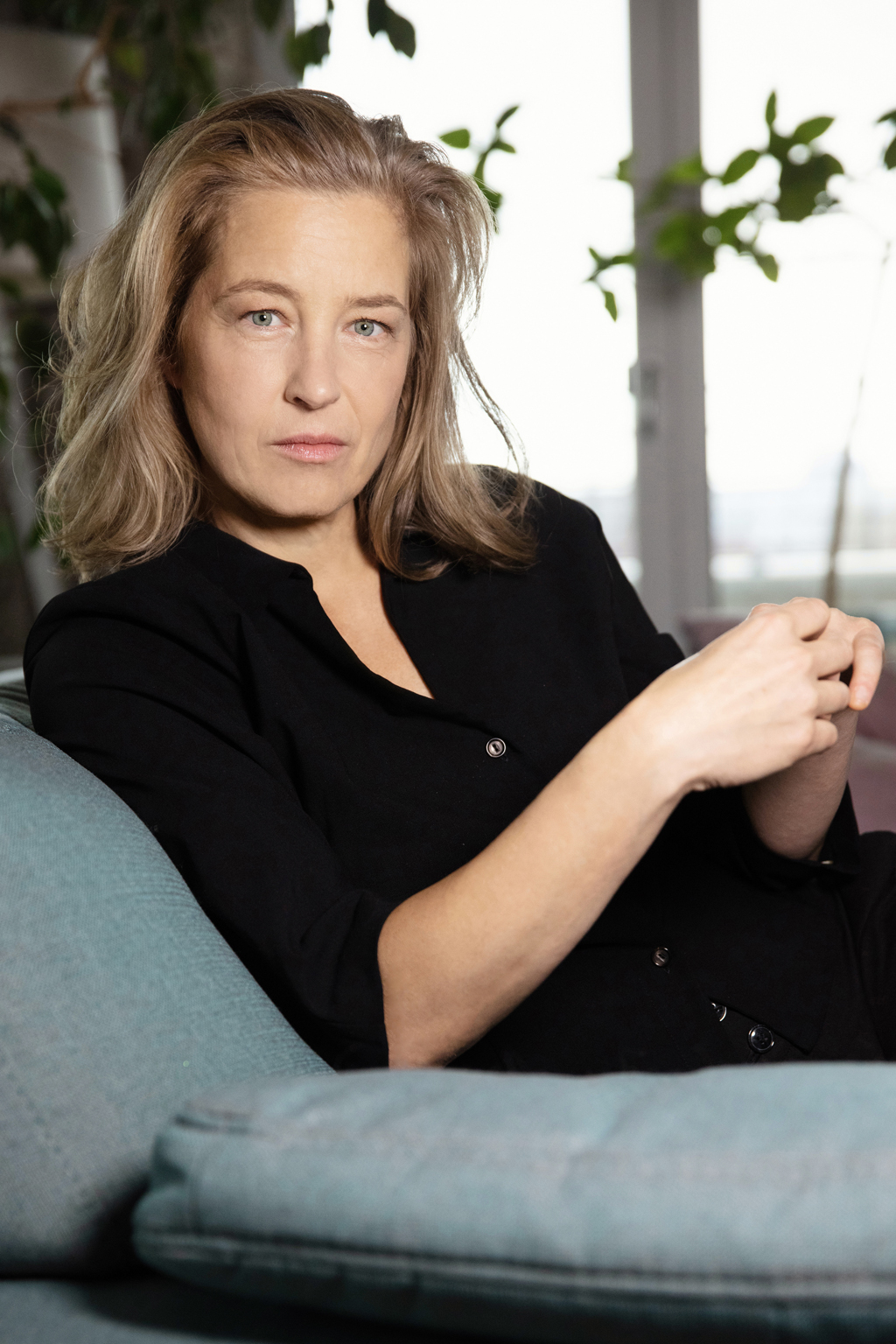 Sonja Hilberger (Photo © by Sven Görlich)